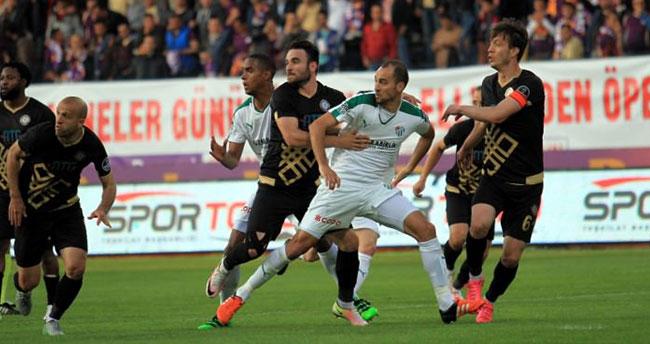 Süper Lig'de tarihi maç! 3-0'dan 3-3
