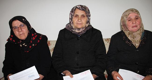 Bakan Ramazanoğlu'ndan şehit ailelerine mektup