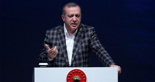 Cumhurbaşkanı Erdoğan'dan işçi ve işverene çağrı