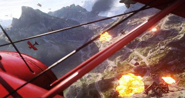 Battlefield'ın yeni bölümünün duyurusu yapıldı