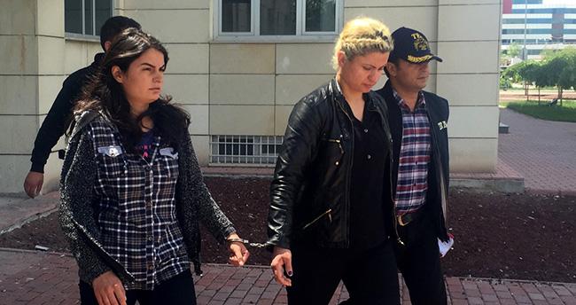 Konya'da yakalanan canlı bomba tutuklandı