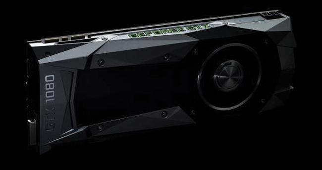 NVIDIA GeForce GTX 1080'i tanıttı – Nvidia GeForce GTX 1080 görselleri