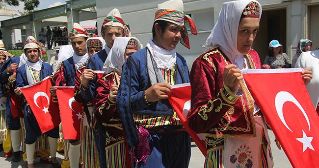 Konya'da Engelliler Haftası etkinlği