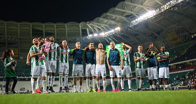 Konyaspor – Bursaspor maçının tarihi değişti