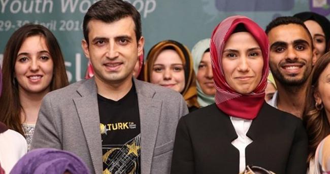 Davutoğlu Sümeyye Erdoğan'ın nikah şahidi olacak