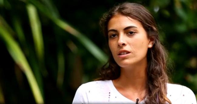 Survivor Ezgi elemenin ardından ilk kez konuştu: Bize ihanet ettiler