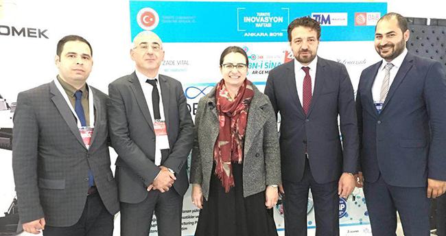 Zade Vital Türkiye İnovasyon Haftası'na katıldı