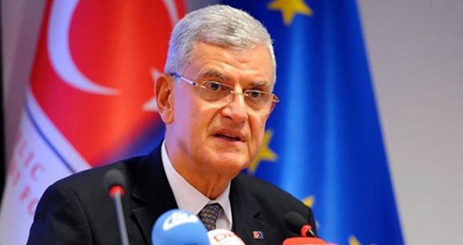 AB Bakanı Bozkır'dan flaş vize açıklaması!