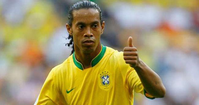 Ronaldinho Süper Lig'e… Başkan Açıkladı…