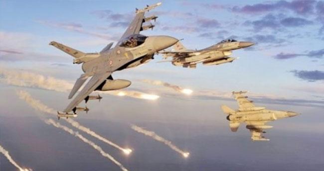 TSK 'Savaş uçakları' iddiasını yalanladı!