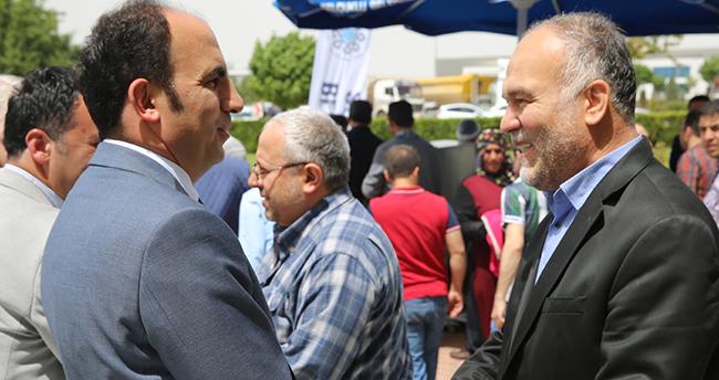 Başkan Altay, Sanayi Çalışanlarıyla Buluştu