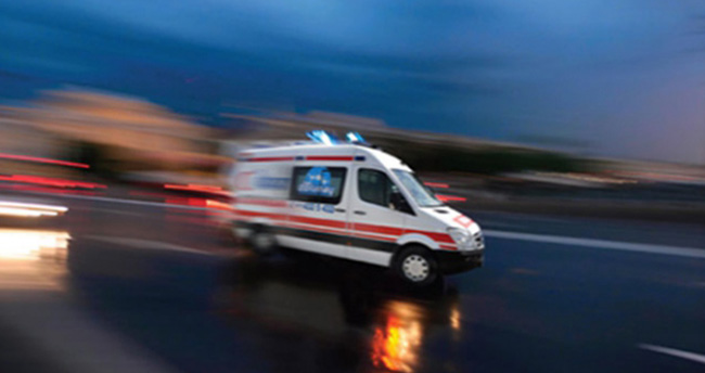 Konya'da iple balkondan inmeye çalışan çocuk öldü