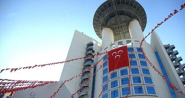 MHP Genel Merkez avukatı Bulut: Kurultayın yapılması hukuken mümkün değil