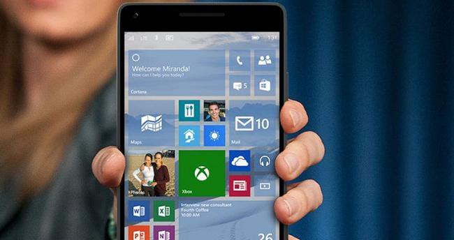 Windows 10'a parmak izi özelliği geliyor