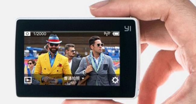 Xiaomi, Yi yeni aksiyon kamerasını tanıttı – Xiaomi'den 4K aksiyon kamerası