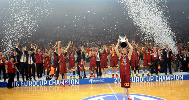 Galatasaray'a Euroleague müjdesi