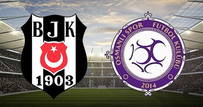 Beşiktaş Şampiyonluk İçin Sahada! – Beşiktaş Osmanlıspor: 3-1 (Canlı anlatım)