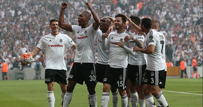 Beşiktaş'ta şampiyonluk coşkusu! – Beşiktaş 3 – 1 Osmanlıspor