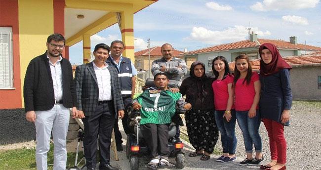 Cihanbeyli Gençlik Meclisinden Engelliler Haftası Programı