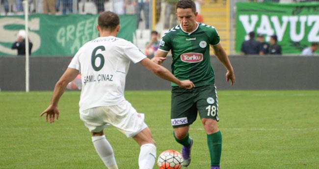 Torku Konyasporlu Amir: Tek üzüldüğümüz taraf…