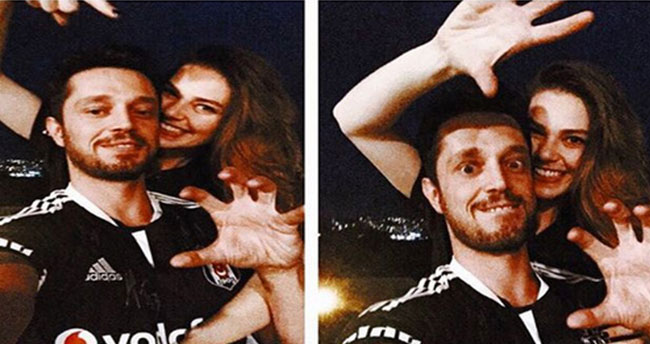 Aslı Enver ve Murat Boz'dan aşk dolu paylaşım!