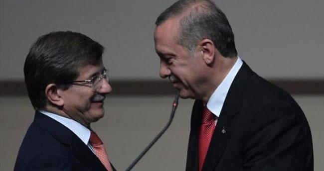 Davutoğlu'ndan Erdoğan'a veda ziyareti