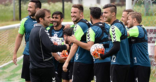 Konyaspor'da program kesinleşti kamp yurt dışında