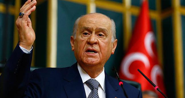 MHP Genel Başkanı Bahçeli: 10 Temmuzda seçimli Olağanüstü Büyük Kurultay yapılacak