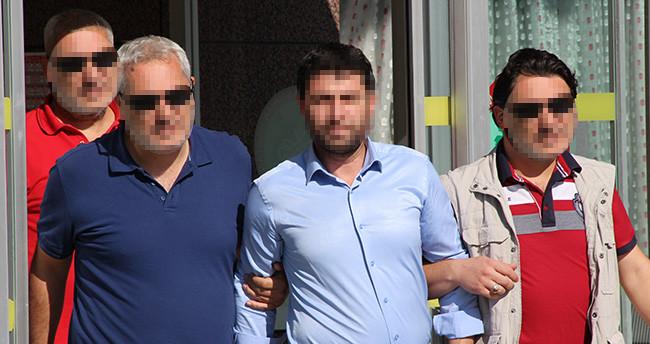 Konya'daki rapor vurgununda 9 kişi sağlık kontrolünden geçirildi
