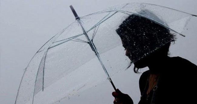 Meteoroloji'den bu illere yağış uyarısı!