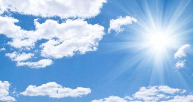 Hava Sıcaklığı İç ve Batı Bölgelerde Artıyor