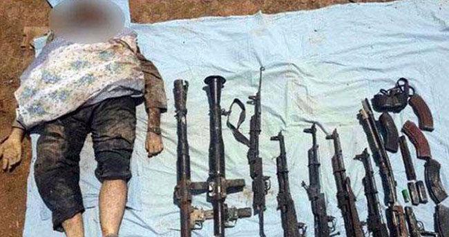 PKK'ya Nusaybin'de ağır darbe!
