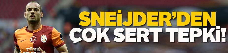 Sneijder: Sakatlığımı tamamen farklı bir hikayeye dönüştürdüler