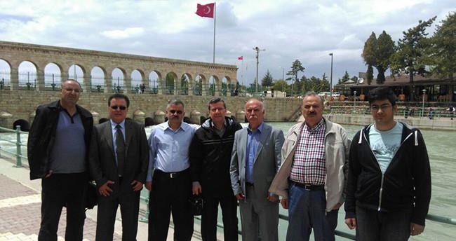 Yargıtay üyeleri Konya'da