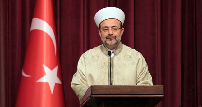 Diyanet İşleri Başkanı'ndan Ramazan uyarıları