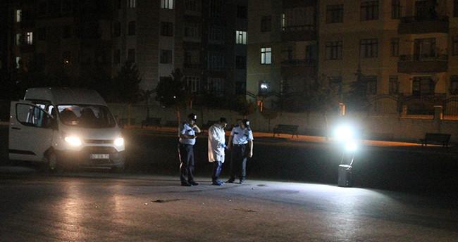 Konya'da okula molotoflu saldırı