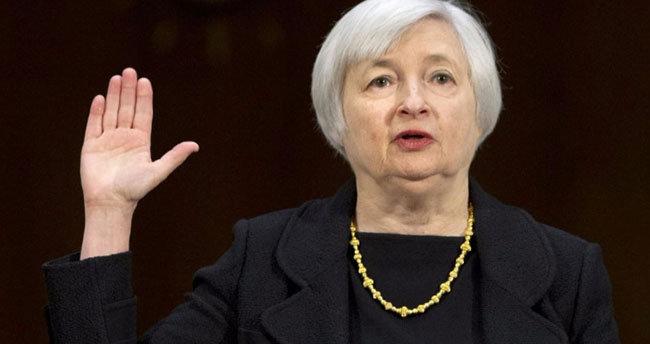 Beklenen açıklama geldi: Yellen'in faiz söylemi değişti