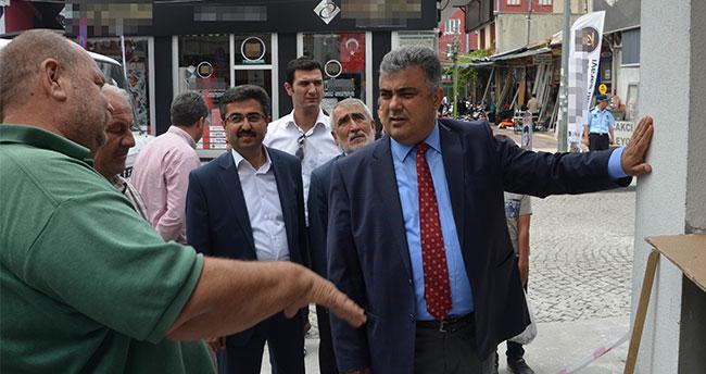 Ereğli'de Tarihi Uzun Çarşı yenileniyor