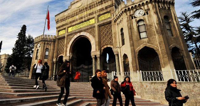 İstanbul Üniversitesi'nden saldırı açıklaması