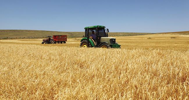 Konya'da tarımsal alan azaldı