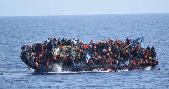 Akdeniz'de 2 yılda 10 bin göçmen boğuldu