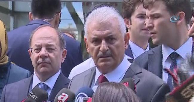 Başbakan Yıldırım'dan flaş Mardin açıklaması! İşte saldırıyı düzenleyen terör örgütü