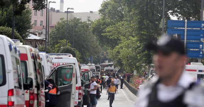 Beyazıt'taki saldırıda alçak detay – Hainler bakın ne yapmış?