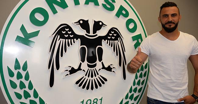 Kaya Tarakçı, 1 yıl daha Atiker Konyaspor'da