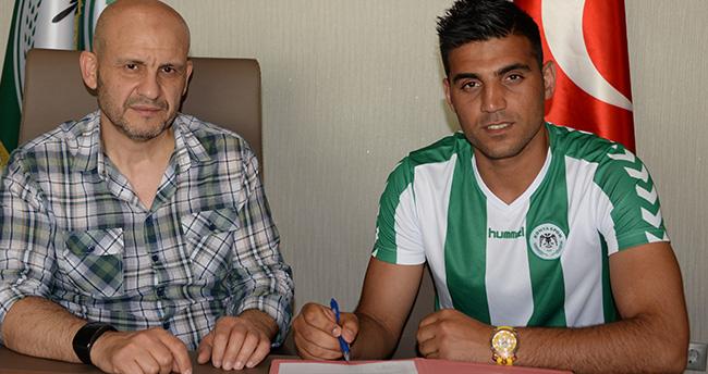Abdülaziz Demircan, Atiker Konyaspor'da!