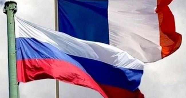 Fransa'dan flaş Rusya kararı!