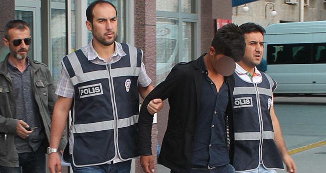Konya'da telefon dolandırıcısına film gibi operasyon