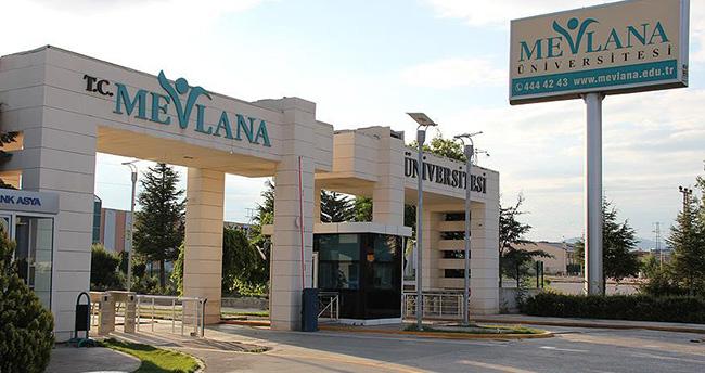 'Mevlana Üniversitesi Selçuk Üniversitesine devredilmedi'