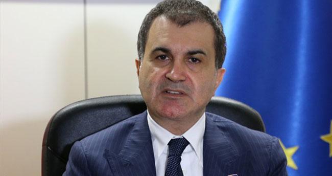 AB Bakanı Çelik'ten vize açıklaması