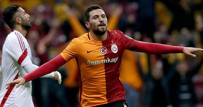 Sinan Gümüş: Galatasaray'da iz bırakmak istiyorum